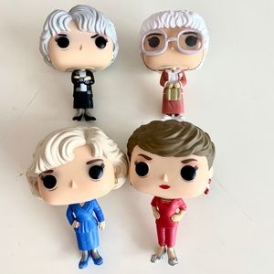 Golden Girls Funko Pop Figures